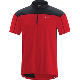 GORE WEAR C3 Zip Jersey Men red/black